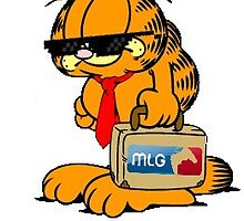MLG Garfield by rcgwinger