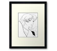 Sesshomaru Framed Print