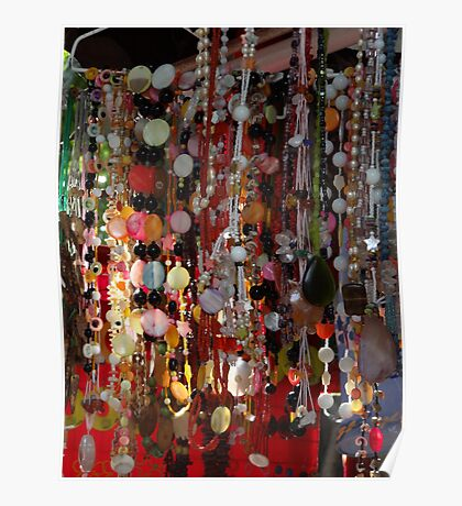Necklets - Collares Poster