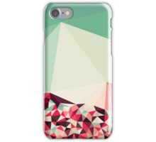 Poppy Field Tris iPhone Case/Skin