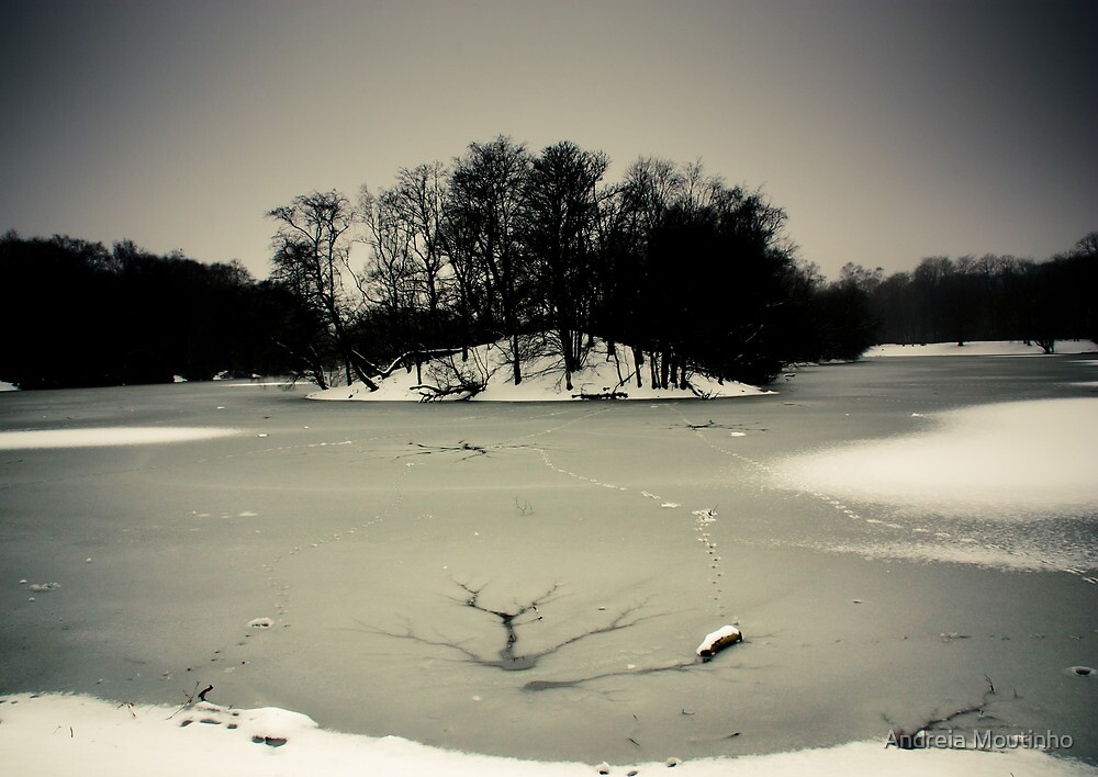 Thin Ice by Andreia Moutinho