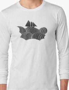 The Ancient Sea Long Sleeve T-Shirt