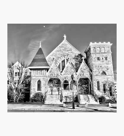 First Baptist Church, Marietta, Georgia Photographic Print
