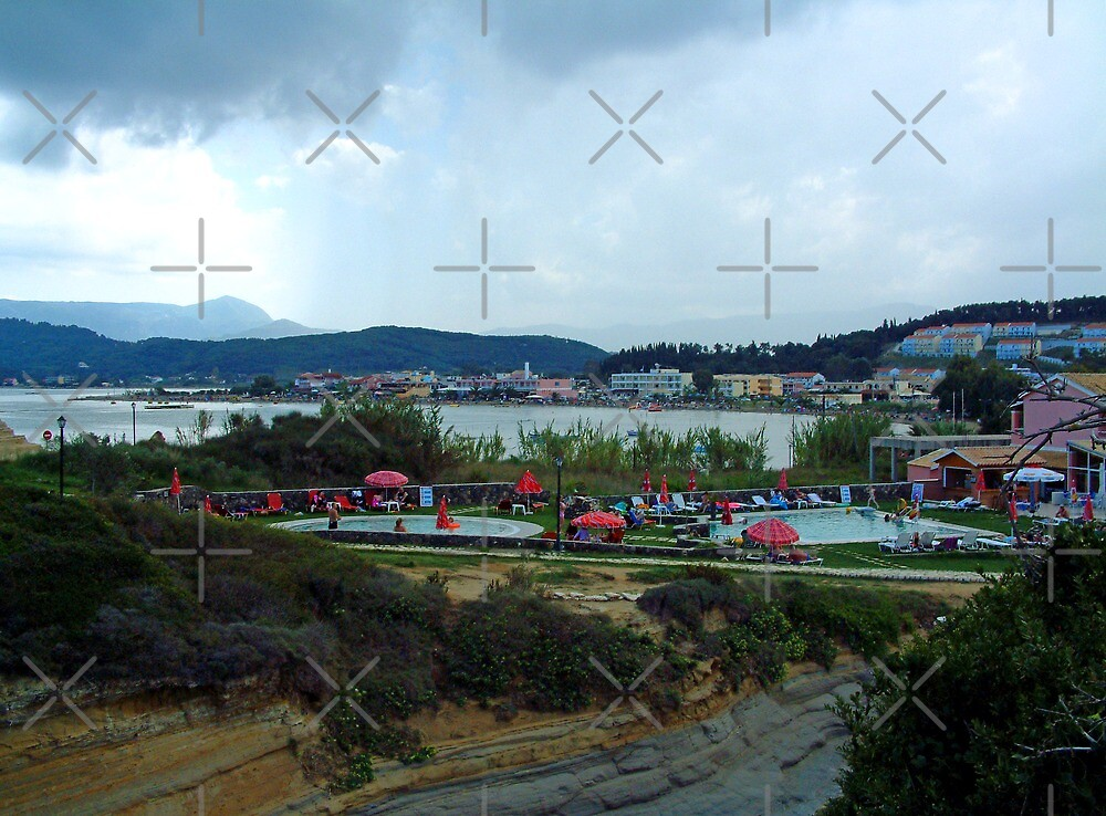 Sidari view by Tom Gomez