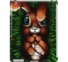Cute Bunny iPad Case/Skin
