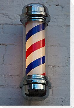 Barbers Pole by Darren Peet