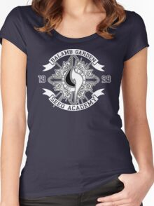 Balamb Garden Seed Academy Women's Fitted Scoop T-Shirt