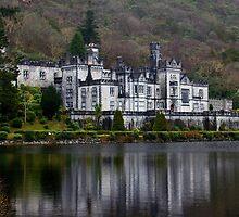 Kylemore Abbey by Nicola Lee