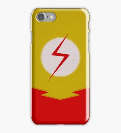 Kid Flash iPhone Case/Skin