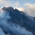 N.Z. Rugged Mountains 02 by Chris Cohen