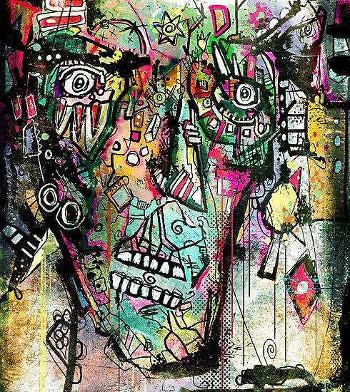 Muerte by Ian Jones