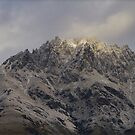 N.Z. Rugged Mountains 01 by Chris Cohen