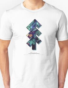 The Tree of Shubie Autumn Aqua T-Shirt