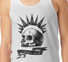 Mistic Skull  Tank Top