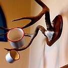 Coffee any one ? by Anita Schuler