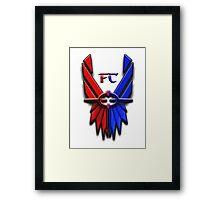 Classic FC Logo Framed Print