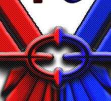 Classic FC Logo Sticker