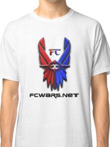 Classic FC Logo w/ Site URL Classic T-Shirt