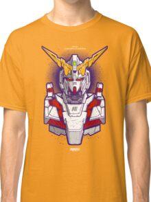 Unicorn Gundam Classic T-Shirt