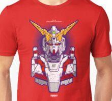 Unicorn Gundam Unisex T-Shirt