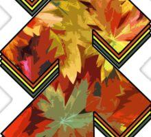 The Tree of Shubie Autumn Sticker