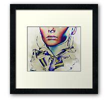 KNOT Framed Print