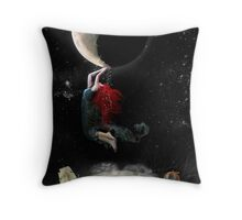 Clinging To Hope Throw Pillow