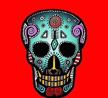 Sugar Skull by mongogushi