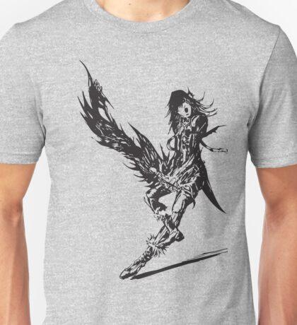 Caius Ballad - FFXIII-2 Unisex T-Shirt