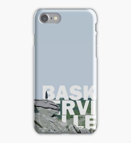 The Hound of the Baskerville iPhone Case/Skin