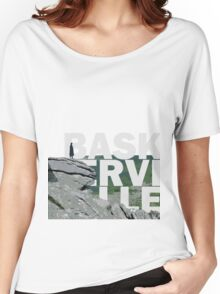 The Hound of the Baskerville Women's Relaxed Fit T-Shirt