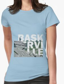 The Hound of the Baskerville Womens Fitted T-Shirt