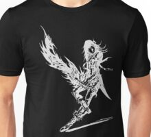 Caius Ballad - FFXIII-2 - Dark Background Unisex T-Shirt