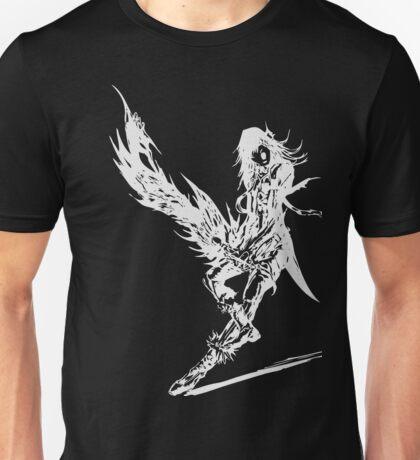 Caius Ballad - FFXIII-2 - Dark Background Unisex T-Shirt