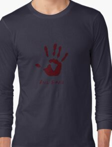 Dark Brotherhood - Hail Sithis Long Sleeve T-Shirt