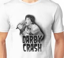 Darby Crash Unisex T-Shirt