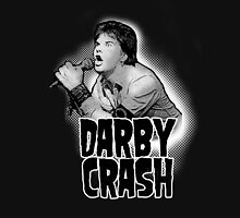 Darby Crash W Unisex T-Shirt