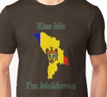 Kiss Me I'm Moldovan Unisex T-Shirt