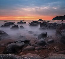 Pacific Mists by MattGranz