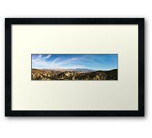Los Padres National Forest Framed Print