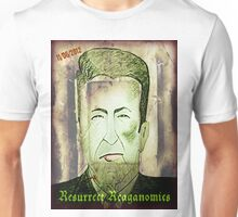 2012 Resurrect Reaganomics Unisex T-Shirt
