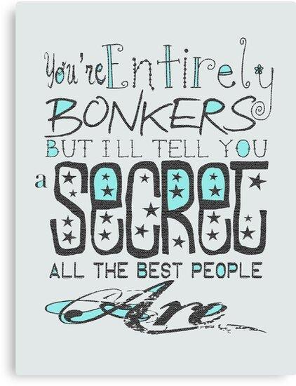 Bonkers by Beth Thompson
