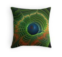 Keeping Our World Green Throw Pillow