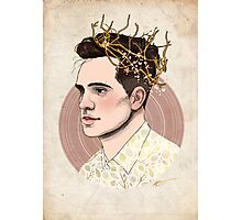 The Fall King  Photographic Print