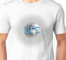 World - Life blue Unisex T-Shirt