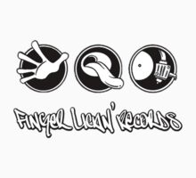Finger Lickin' Records Kids Clothes