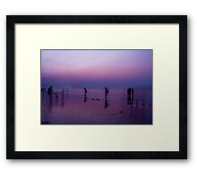 One fine morning Framed Print