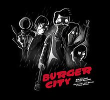 Burger City by Soulkr