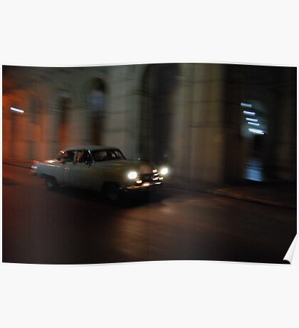 Night Taxi Poster