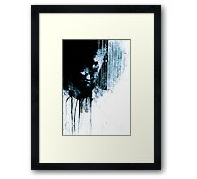 The Visitor #3 Framed Print
